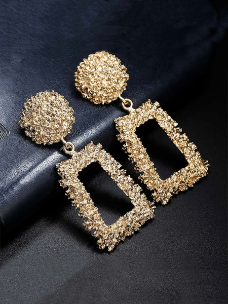 Charming Alloy Hot Sale Drop Earrings For Ladies